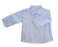 Baby boy shirt Royalty Free Stock Photo