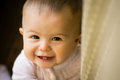 smiling baby close up Royalty Free Stock Photo