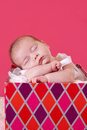 Baby is a gift. Stock Photography