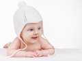 Baby girl Stock Fotografie