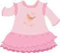 Baby girl dress Royalty Free Stock Photography