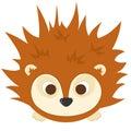 Baby Hedgehog Royalty Free Stock Photo