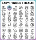 Baby hygiene and health