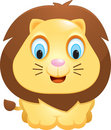 Baby Lion Stock Photos