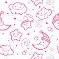 For baby pattern. night pattern. moon and stars