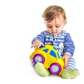 Baby play Stock Image