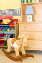 Baby playroom Royalty Free Stock Image