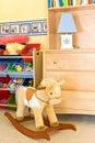 Photo : Baby playroom kid track