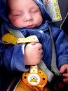 Baby safety Royalty Free Stock Photography