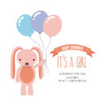 Baby shower related icons image