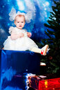 Baby snowflake Stock Photography