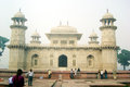 Baby taj the moghul mausoleum at agra in india Stock Photos