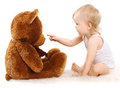 Baby toy Royalty Free Stock Photo