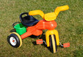 Baby tricycle Stock Photo