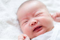 Baby yell Royalty Free Stock Photo
