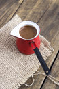 Bac de café Photos libres de droits