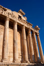 Bacchus Temple Royalty Free Stock Photo