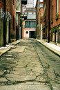 Back Alley Royalty Free Stock Photo