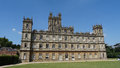 Back Of Highclere Castle, Down...