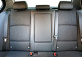 Back passenger car seats Royalty Free Stock Images