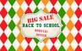 Back To School Big Sale Colorf...