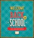 Back to school design vector illustration Stock Photography