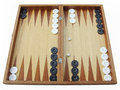 Backgammon Royalty Free Stock Photo
