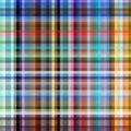 Backgr variopinto del reticolo dei pixel Fotografie Stock Libere da Diritti