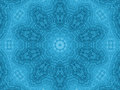 Background with abstract pattern blue radial Royalty Free Stock Image