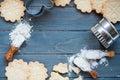 Background Of Baking Gluten Fr...