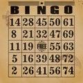 Background Bingo