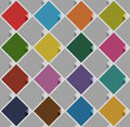 Background from blank squares old color Royalty Free Stock Photo