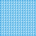 Background from blue fragments of glass vector Stock Photos