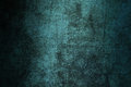 Background blue wall texture abstract grunge ruined scratched Royalty Free Stock Photo