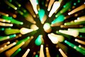 Background of blurry colorful of motions lights Royalty Free Stock Photo