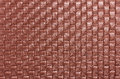 Background of braid textile leather texture Royalty Free Stock Photo