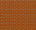 Background of brick wall made of brown bricks
