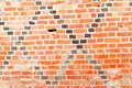 Background brick wall texture Royalty Free Stock Image