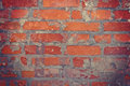Background Of Brick Wall.