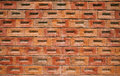 Background of brick wall texture red Royalty Free Stock Photography