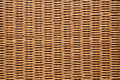 Background brown wooden embossed mesh Stock Photography