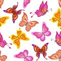 Background, butterflies Stock Photos