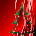 Background christmas Royaltyfri Bild