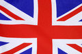 Background close up of British Union Jack flag Royalty Free Stock Photo
