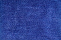 Background of coarse thick sturdy denim blue Royalty Free Stock Photo