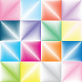 Background with colored squares Stock Photos