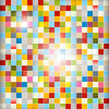 Background - Colorful Squares Royalty Free Stock Photo