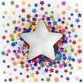 Farbistý hviezdy