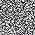 Background composed of many soccer balls high resolution d image Royalty Free Stock Images