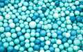 Background consisting of colour balls Royalty Free Stock Photo